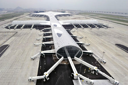 Shenzhen Airport Shenzhen Bao An International Airport Guide